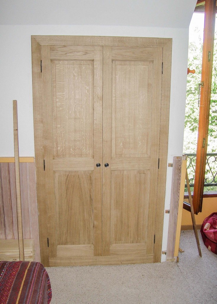 Menuiseries int rieures ext rieures mh cr ation bois for Porte jarretelle h m